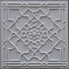Ornate Ceiling Tiles by Decorative Plastic Ceiling Tiles Roselawnlutheran