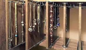 necklace organizer images Jewelry organizer for necklaces clear acrylic jewelry display jpg