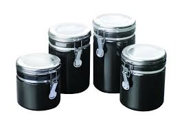 walmart kitchen canisters decorative kitchen canisters and jars