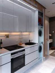 Kitchen Design For Small Apartment by 6 Beautiful Home Designs Under 30 Square Meters With Floor Plans