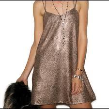 motel dresses 67 motel dresses skirts motel gold gold mini dress
