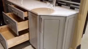 gray kitchen cabinets chicago youtube