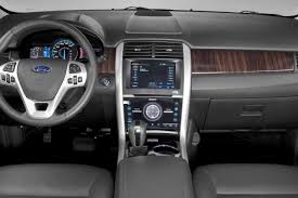 2012 ford edge with turbocharged 2 0 liter ecoboost is rated at 30 mpg