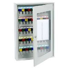 glass door key cabinets by insight security