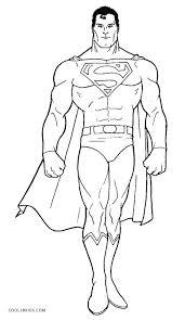 Superman Color Page Superman Coloring Pages Superman Pictures To Superman Coloring Pages Print