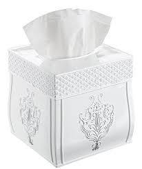 decorative tissue box creative scents square tissue box cover decorative
