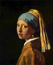 painting girl with pearl earring johannes vermeer new world encyclopedia