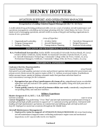 Sample Resume Operations Manager by Download Air Force Aeronautical Engineer Sample Resume