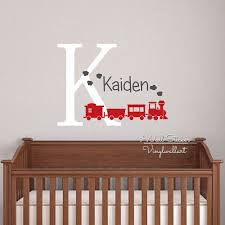 compare prices on wall sticker baby boy names online shopping buy baby nursery name wall sticker children name train wall decal boys name wall decor easy wall
