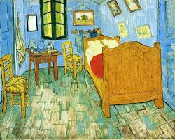 vincent van gogh bedroom vincent s bedroom in arles 1889 vincent van gogh wikiart org