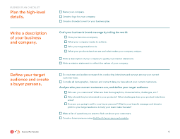 How To Build A Business Plan Template Business Plan Template Hubspot General Assembly