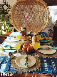 eclectic bohemian dining room plans going forward a designer at home