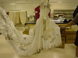 cleaning wedding dress wedding gown preservation restoration cleaners