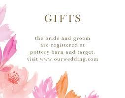 Pottery Barn Registry Login Customizable Wedding Registry Cards By Basic Invite