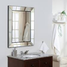 bathroom mirror frame kit genersys