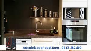 cuisiniste caen deco brico concept rénovation complète cuisine caen