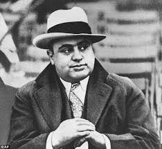 Al Capone Coloring Pages Baby Letters And Notes That Illustrate Al Capone S Descent Into