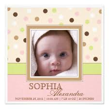 baby girl announcements baby birth announcements archives superdazzle custom