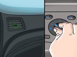 the best way to clean car ac vents wikihow