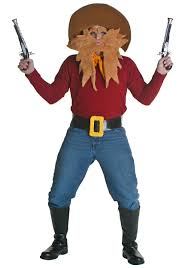 easy wizard costume homemade yosemite sam costume looney tunes theme our weekly 25