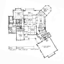 What Is Wic In Floor Plan Conceptual House Plan 1456 Two Story Craftsman Houseplansblog