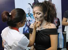 special effects makeup courses certificate course in special effects makeup at ecic