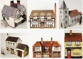234 best 6 printables villages images on paper