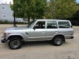 lexus lx for sale chicago for sale 1985 toyota landcruiser fj60 176k miles chicago il