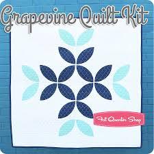 spirit halloween grapevine grapevine quilt kit featuring bella solids by moda fabrics fat