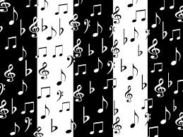 best black and white music notes 9914 clipartion com