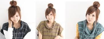 japanese hair stylish hair japanese hair bun the mo am network