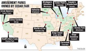 cedar fair parks map investing dennis mccain