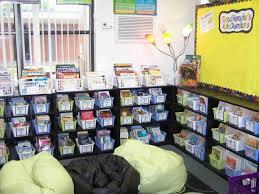 creating an active literacy classroom class library classroom