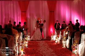 Red And Black Wedding Pink And Black Wedding Decorations Hilton Hotel