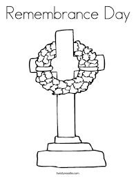 coloring pages remembrance day remembrance day coloring page twisty noodle