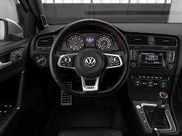 volkswagen golf gti 2015 interior 2015 vw gti autobahn performance trim features volkswagen