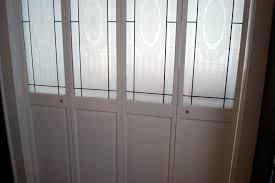 Making Bi Fold Closet Doors by Make Your Own Bi Fold Closet Doors The Unique Bifold Closet