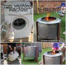 Cing Firepit Washing Machine Pit Drum Best Machine 2017