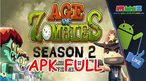 age of zombies apk age of zombies season 2 v1 2 8 apk
