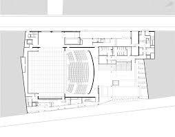 National Theatre Floor Plan National Theater Architectesassoc