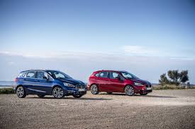 drive technology featured in the new bmw 2 series active tourer