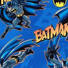 batman gift wrap