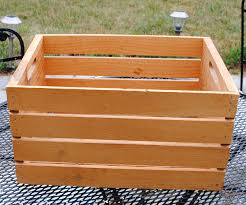 wooden crates lowes project french tool crate diy the graphics