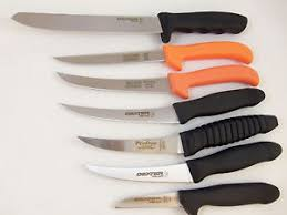 American Made Kitchen Knife Sets by Dexter Russell 7 Piece Knife Set Sani Safe Made In The Usa Nsf