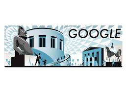 255th anniversary of the british museum google doodle celebrates
