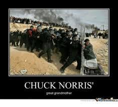 Meme Grandmother - chuck norris great grandmother menetenler meme center com chuck