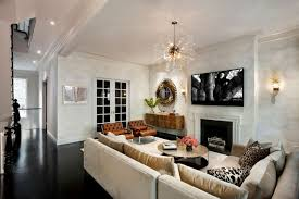 In Interior Design New York Townhouse In A Mixed Style - New york interior design style