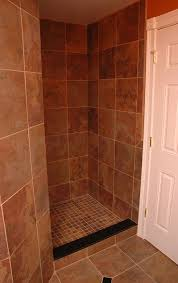 Walk In Shower Without Door Awesome Design Ideas For Walk In Showers Without Doors