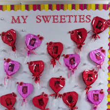 Valentine Decorations Ideas On Pinterest by 77 Best Valentine Day Bulletin Boards Images On Pinterest