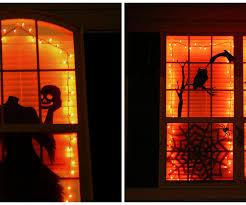unusual halloween window display diy halloween window how to guide